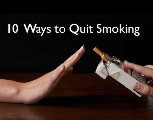 10 Quit Smoking Tips Pushing You To A Positive Lifestyle