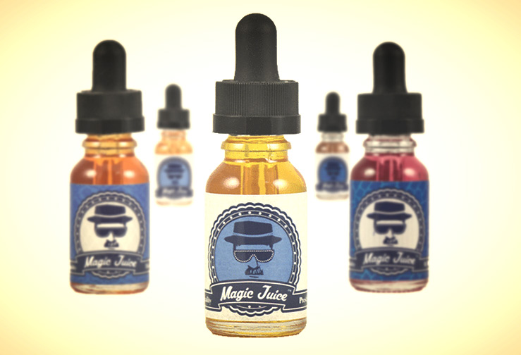 Magic Juice Premium E-Liquid