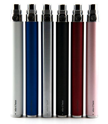 Genuine Joyetech eGo-C Twist Battery – Variable Voltage Battery