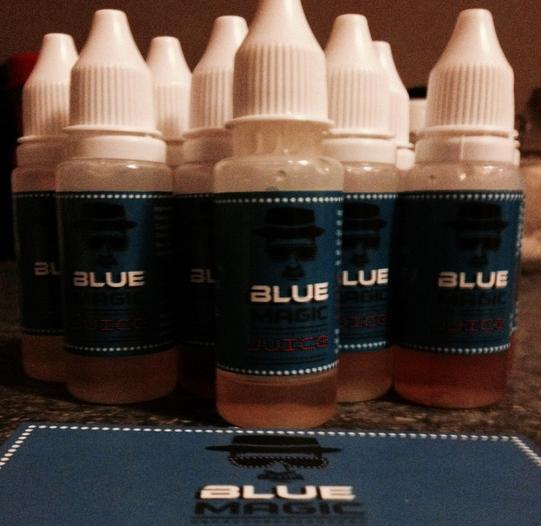 Grapist by Blue Magic Juice – Nicotine Juice