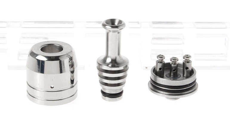 IGO-L RDA – Rebuildable Dripping Atomizer
