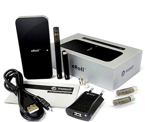 Joyetech eRoll Starter Kit – Mini Electronic Cigarette Portable System