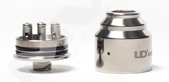 UD IGO-T RDA Atomizer – Titanium Rebuildable Atomizer