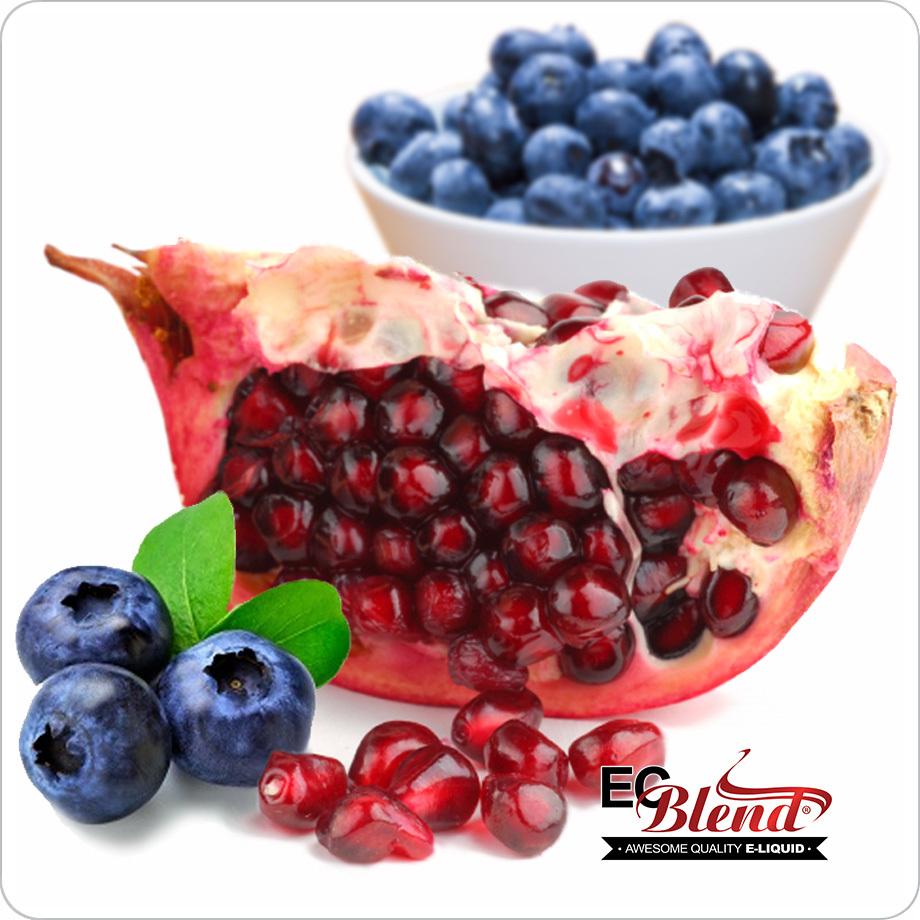Blueberry Pomegranate Smoothie   Recipe   Torani