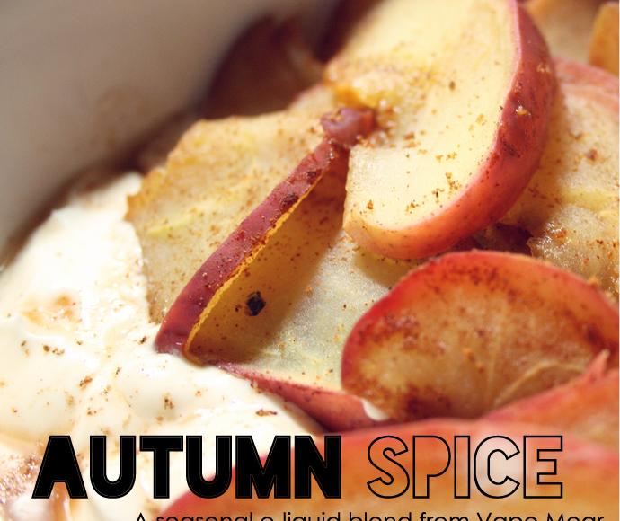 Autumn Spice E-liquid By Vape Moar Review