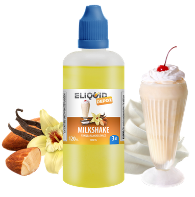 Eliquid Depot Milkshake E-juice Review
