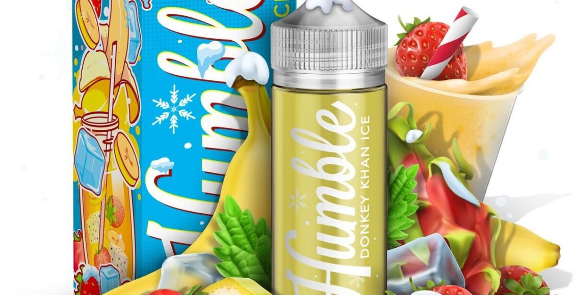Ice Donkey Kahn E-Liquid by Humble Juice Review