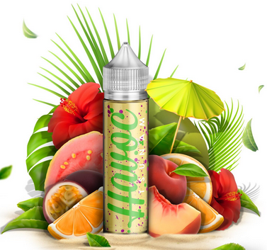 Humble Juice Co. Havoc's Tsunami E-liquid Review