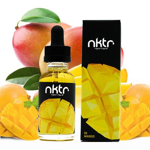 Mango Vape Juice by NKTR Review