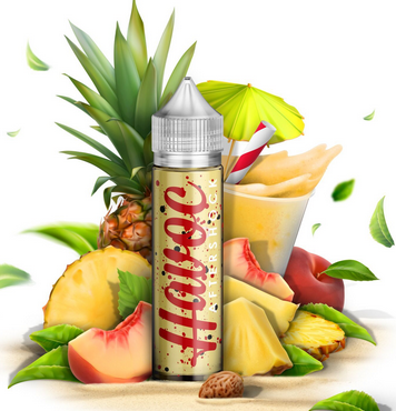 Humble Juice Co Havoc's Aftershock E-liquid Review