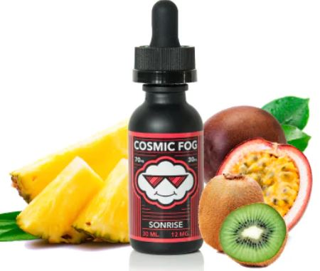 Cosmic Fog Sonrise E-juice Review
