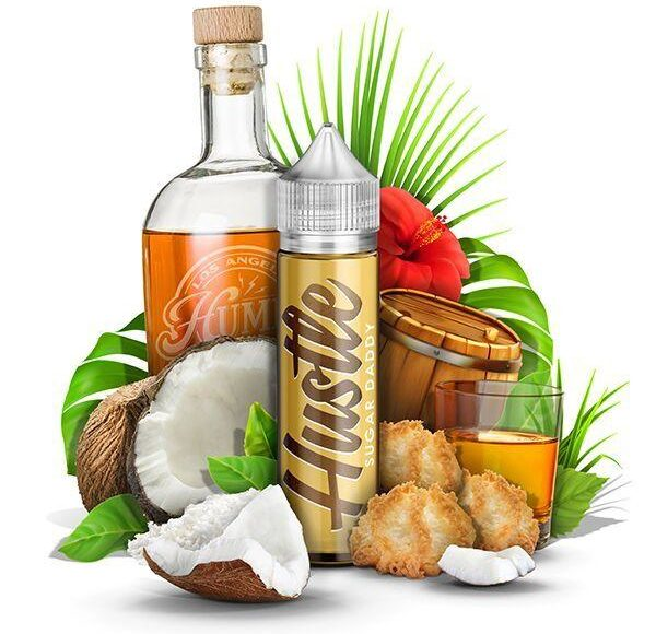 Sugar Daddy E-Liquid by Hustle Juice Co. Review