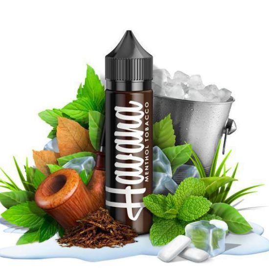 Menthol Tobacco E-Liquid by Havana Juice Review