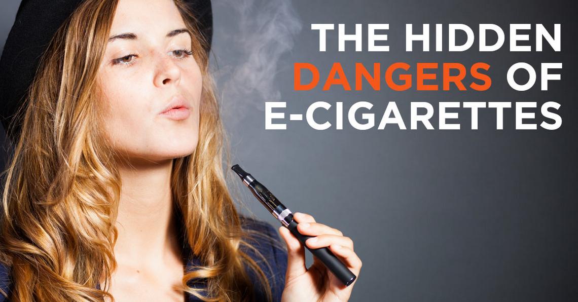 Electronic Cigarette Dangers