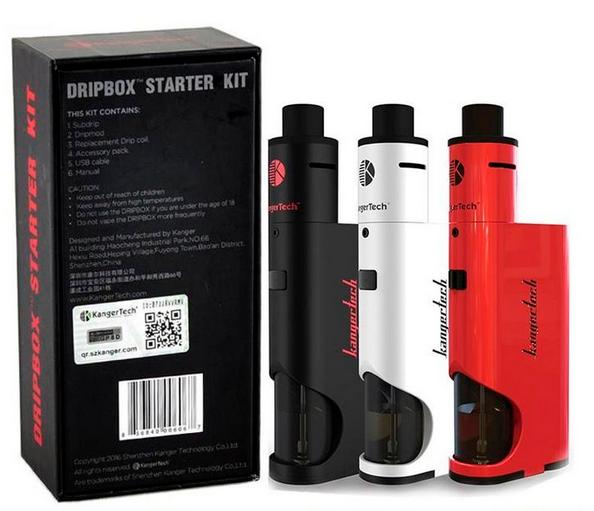 Kanger KR808D1 Electronic Cigarette Starter Kit – Katherine Heigl E-Cigarette