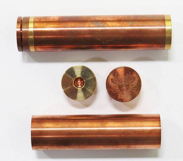 Vape Doctor Copper X Replica Enthusiast Starter Kit
