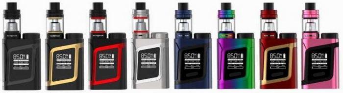 The Smok AL85 Box Mod Review