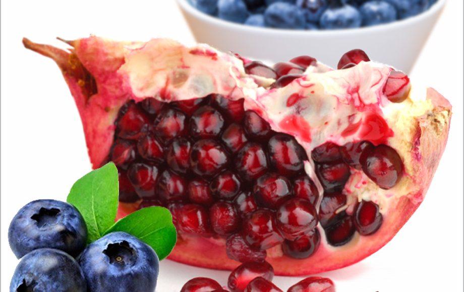 Blueberry Pomegranate E-juice By ECBlend E-Liquid Flavors Review