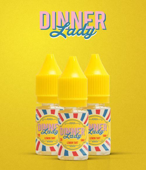 Lemon Tart by Dinner Lady Review