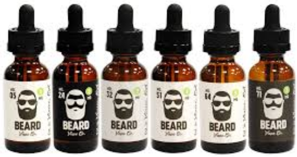 Beard and Kilo E-juice Collections Review