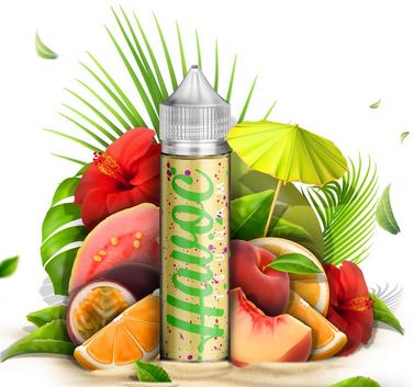 Humble Juice Co. Havoc's Tsunami E-liquid Review