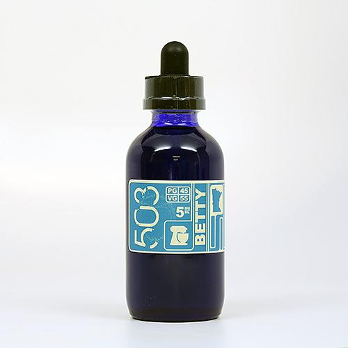 Betty-Blueberry Strawberry Cake E-Juice by 503 e-Liquid Review