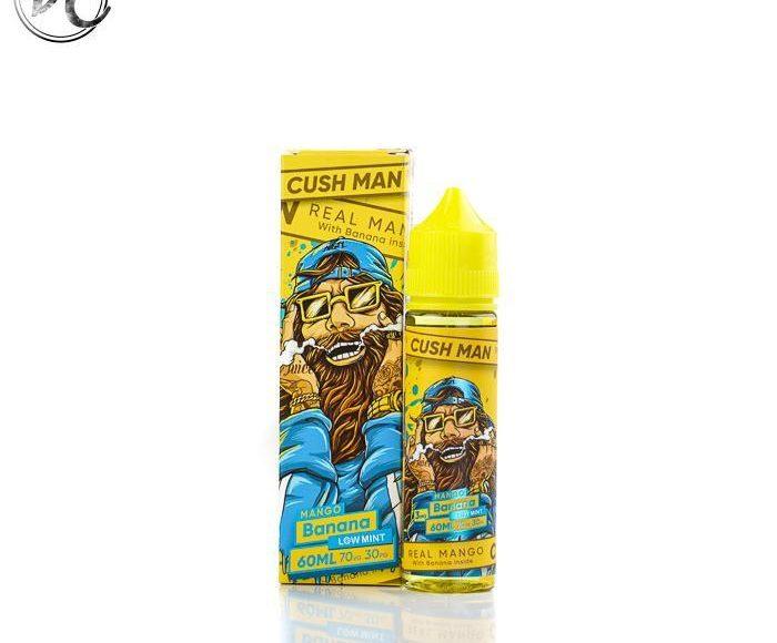 Nasty Juice Cush Man's Mango Banana E-Juice Review