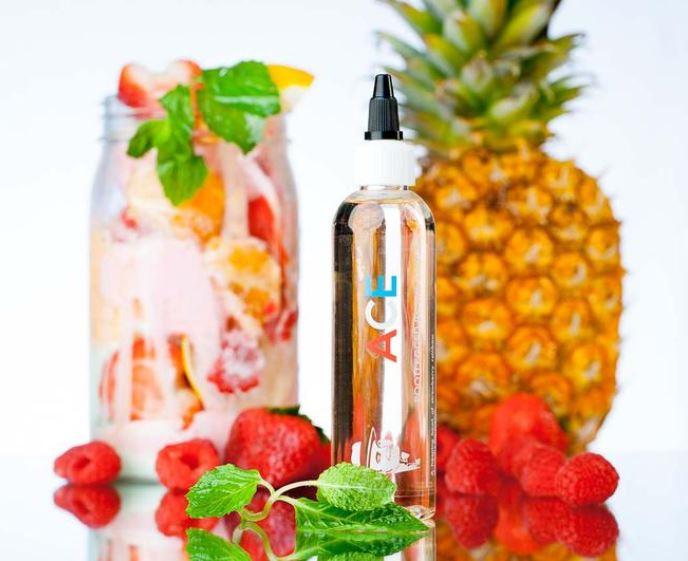 Ace E-Liquid by The Sauce LA Review