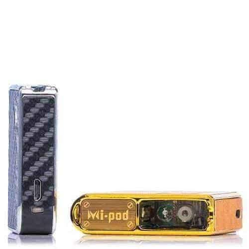 Mi-pod Gentleman Edition Portable Starter Kit by Smoking Vapor Review
